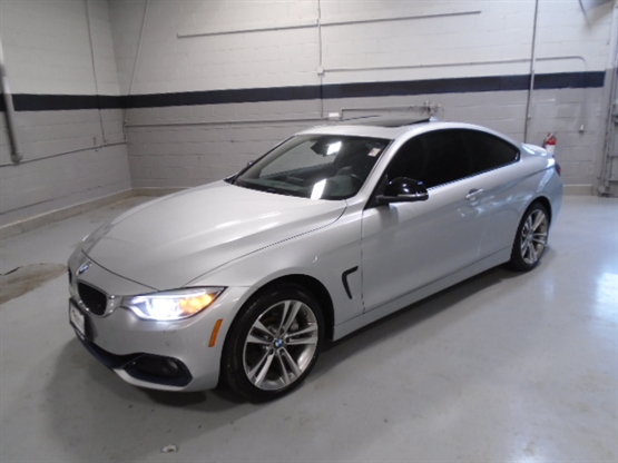 2015 BMW 4-Series 435I XDRIVE AWD