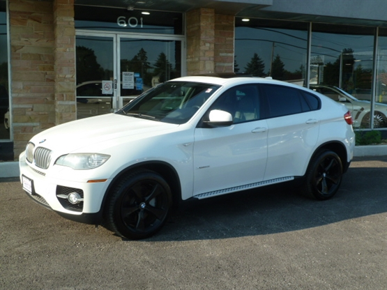 2009 BMW X6 xDrive 50i AWD