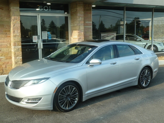 2014 LINCOLN MKZ AWD AWD