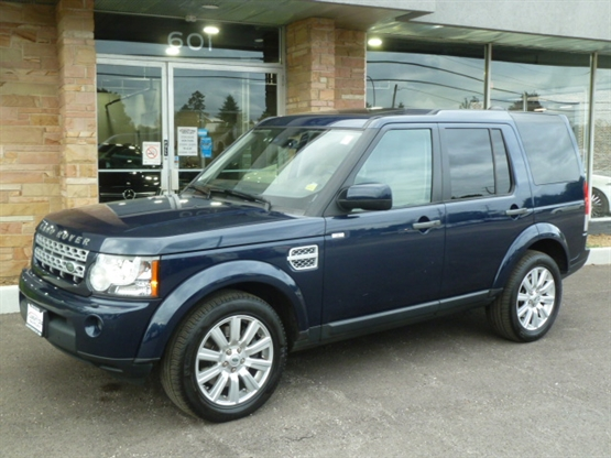 2012 LAND-ROVER LR4 HSE LUX 4x4